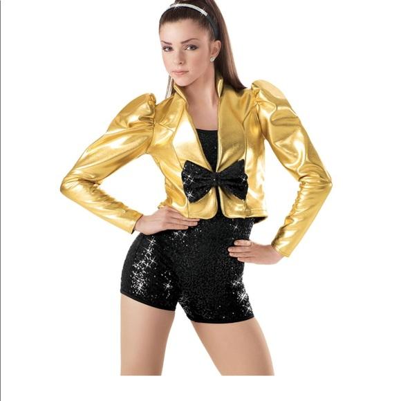 WEISSMAN dance costume NWT